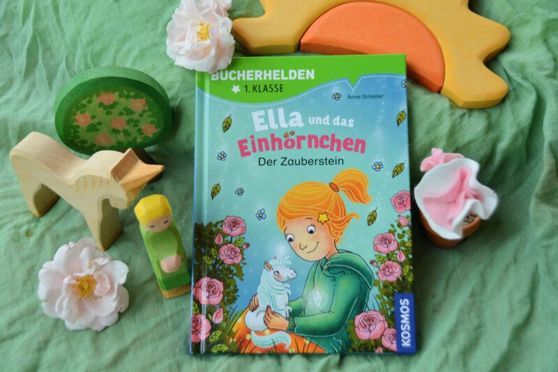 Bücherhelden – 1. Klasse: Ella und das Einhörnchen – Der Zauberstein + Gewinnspiel