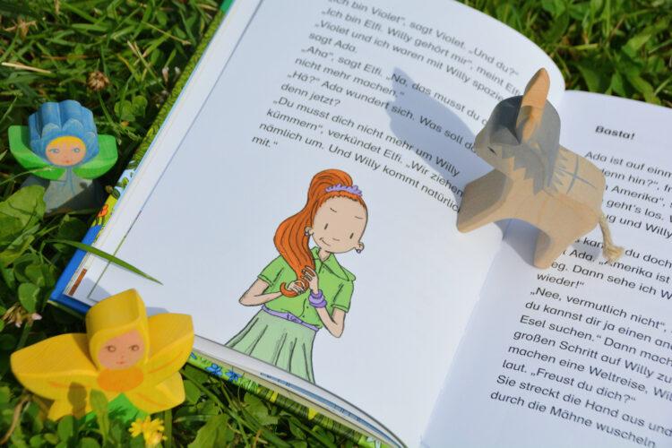 Der magische Blumenladen Erstleser