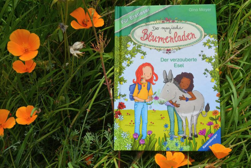 Für Erstleser: Der magische Blumenladen – Der verzauberte Esel + Gewinnspiel