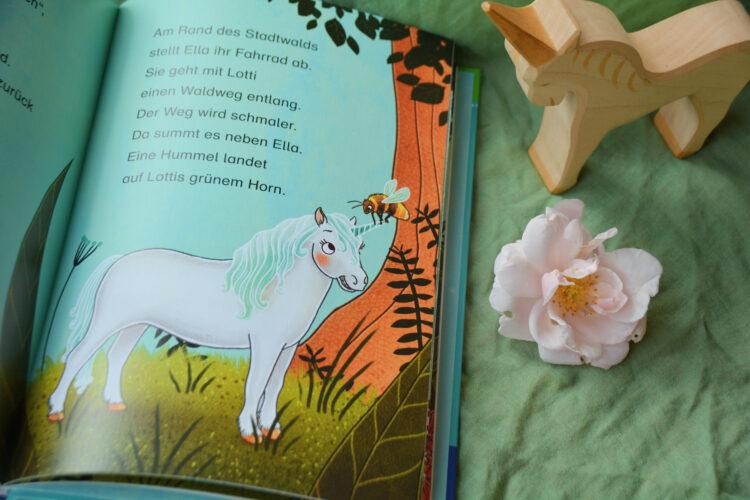Erstleser Ella und das Einhörnchen