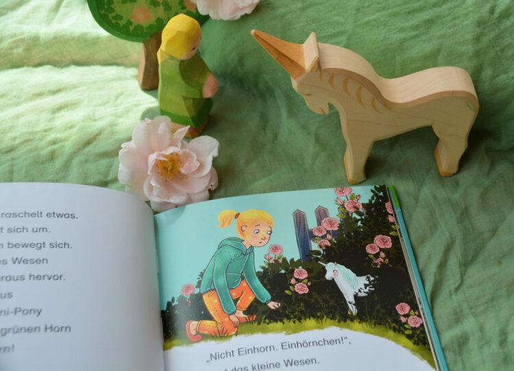 Erstlesebuch Ella und das Einhörnchen