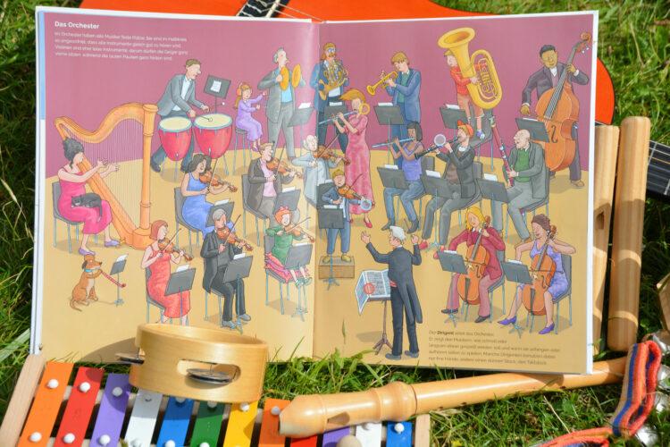 Musik-Buch für Kinder