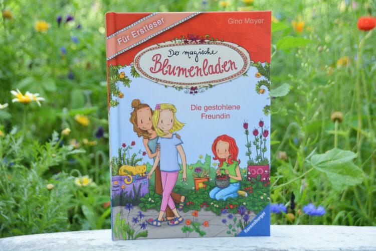 Der magische Blumenladen für Erstleser - Die gestohlene Freundin