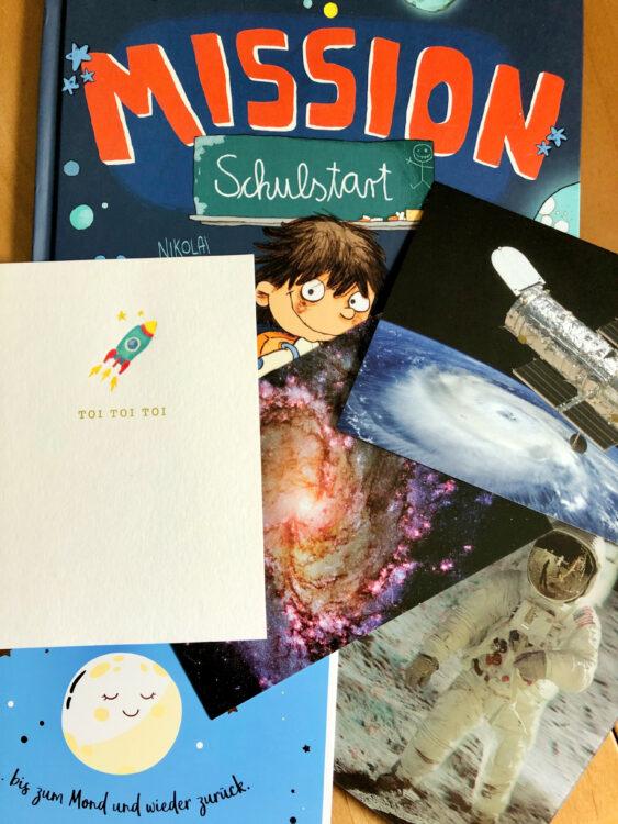 Mission Schulstart Käpt´n Kosmo
