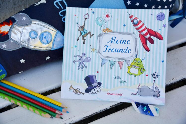 krima & isa Freundebuch Meine Freunde