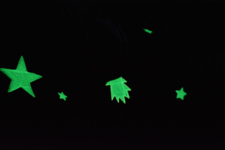 Schultüte leuchtendes Garn