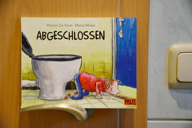 Abgeschlossen: Die Geschichte mit der verschlossenen Tür auf der Toilette…