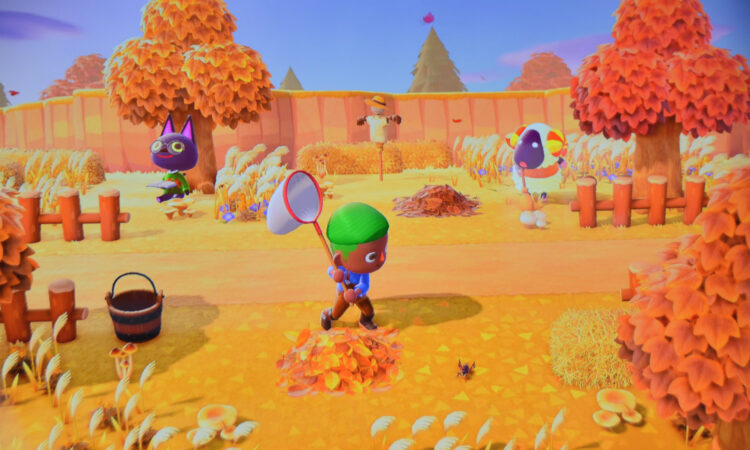 Animal Crossing - New Horizons Herbst