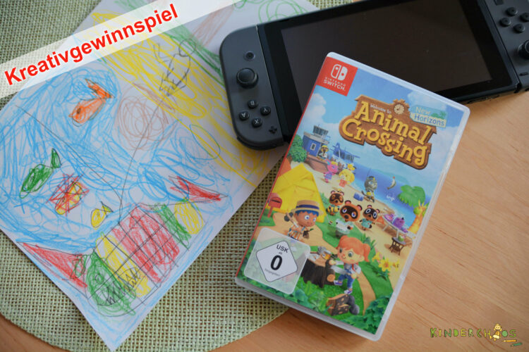 Kreativgewinnspiel Animal Crossing - New Horizons