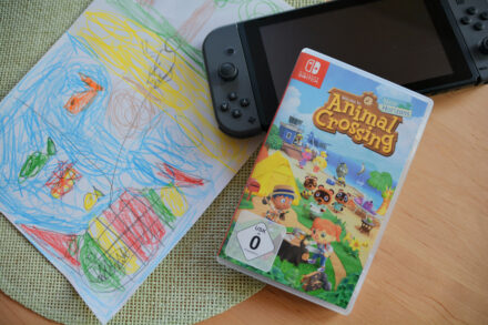 Kreativ-Gewinnspiel mit Nintendo Switch: Animal Crossing – New Horizons