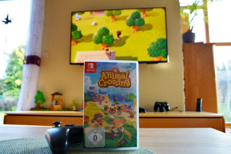 Animal Crossing - New Horizons Nintendo Switch