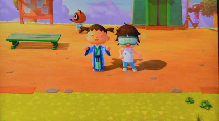Animal Crossing Kinder
