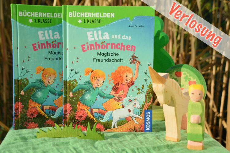 Gewinnspiel Ella und das Einhörnchen