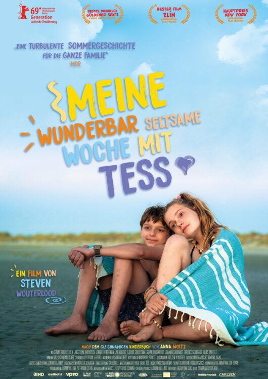 Kinofilm Meine wunderbar seltsame Woche mit Tess
