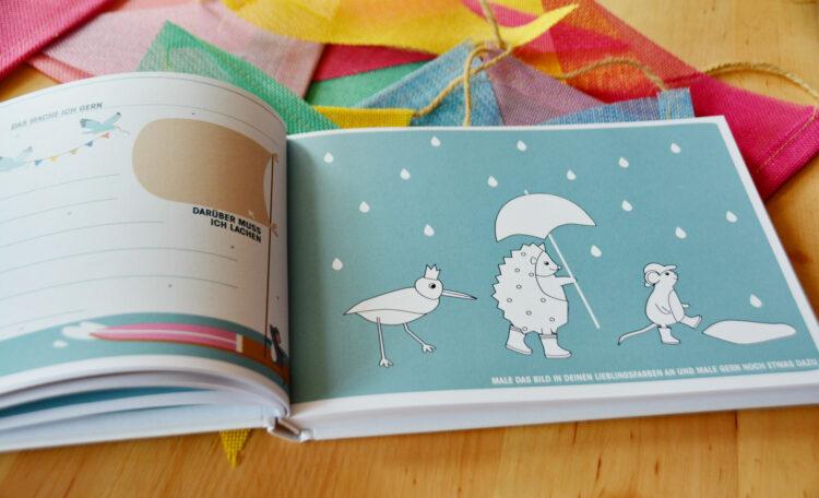 Freundebuch Meine Freunde Ausmalbild