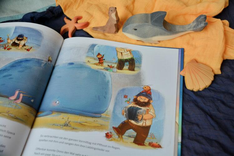 Onno & Ontje und der Wal