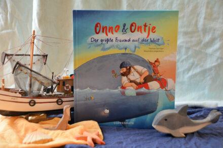 Onno & Ontje – Der größte Freund auf der Welt: Ein Wal zu Besuch!