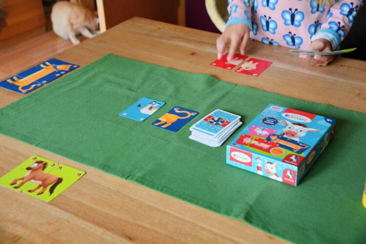 Langland Rommé Familienspiel