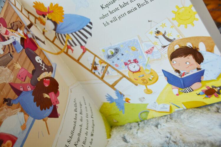 Psst! Ich lese! Kinderbuch