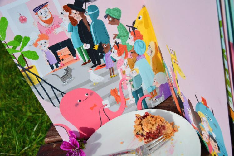 Roberts weltbester Kuchen Vielfältigkeit