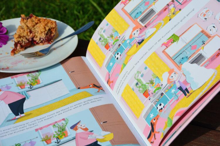 Roberts weltbester Kuchen Kinderbuch