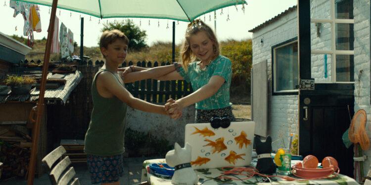 Familienfilm Meine wunderbar seltsame Woche mit Tess