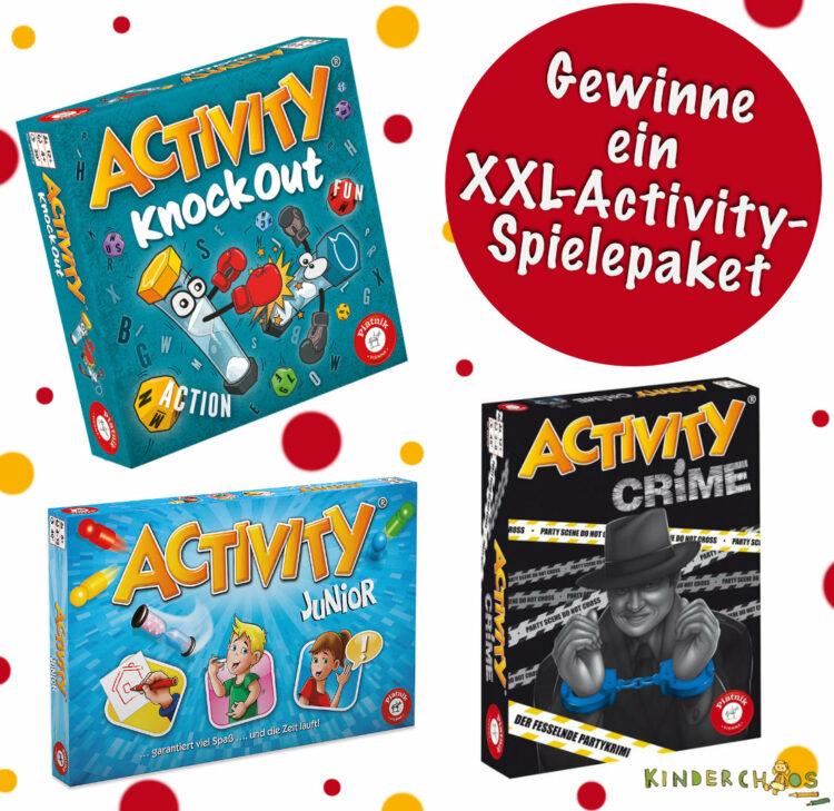 Activity Jubiläums-Gewinnspiel
