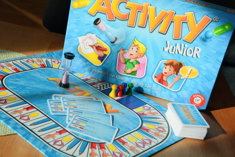 Activity Junior Kinder 8 Jahre