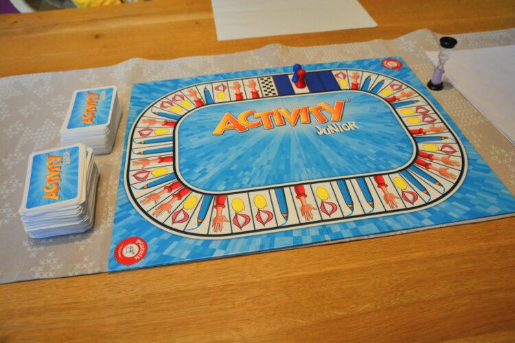 Activity Junior Spielbrett