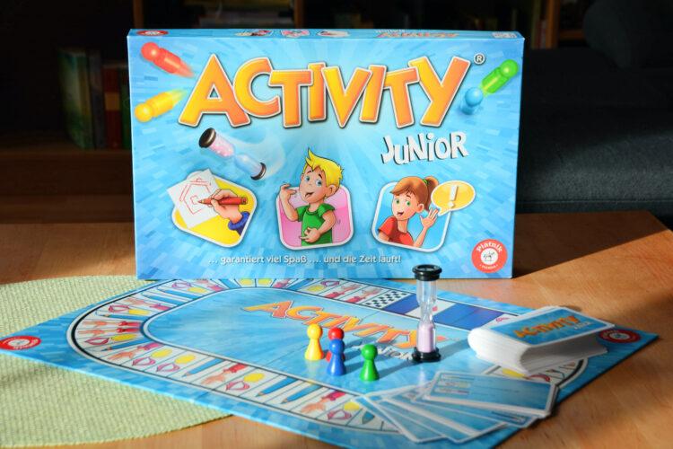 Activity Junior Spielenachmittag Familie