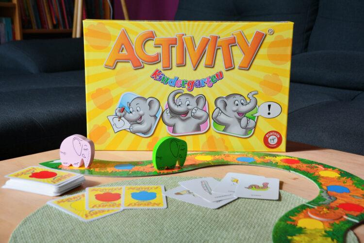 Activity Kindergarten Piatnik