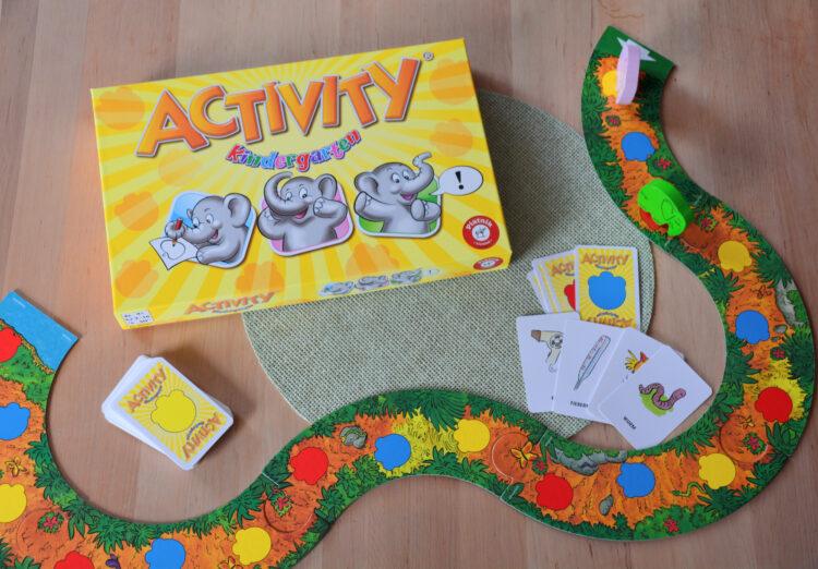 Activity Kindergarten Kinderspiel