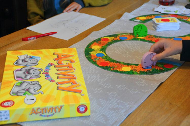 Activity Kindergarten Familie