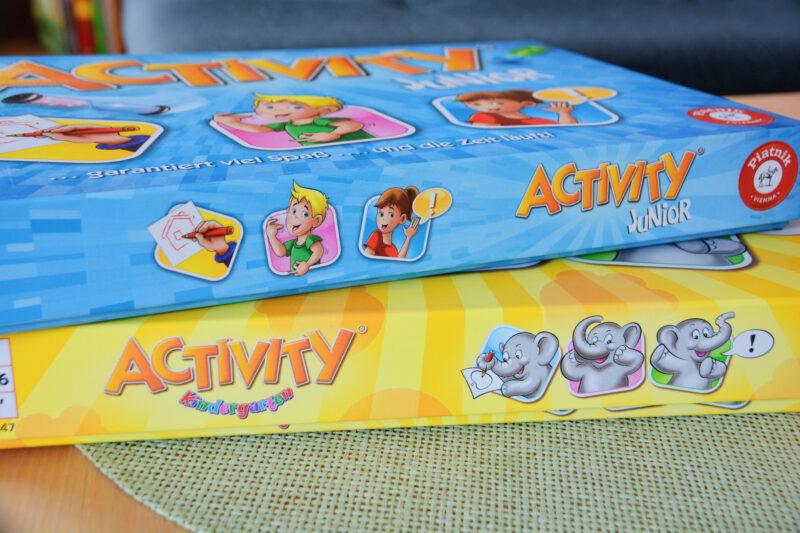 Activity für Kinder und die ganze Familie: Activity Kindergarten und Junior + Verlosung