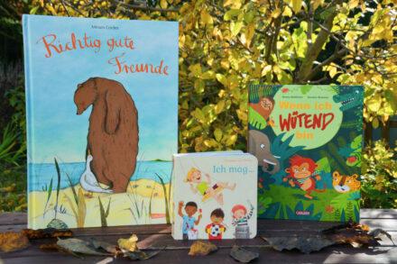 #BuchmesseToGo: Gefühlvolle Kinderbücher vom Carlsen Verlag