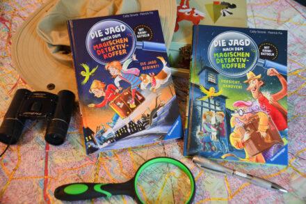 #BuchmesseToGo: Die Jagd nach dem magischen Detektivkoffer + Gewinnspiel