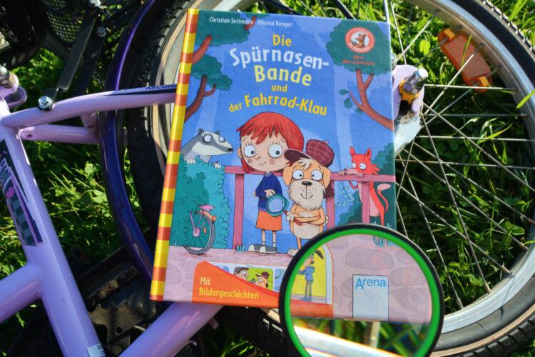 Die Spürnasen-Bande und der Fahrrad-Klau