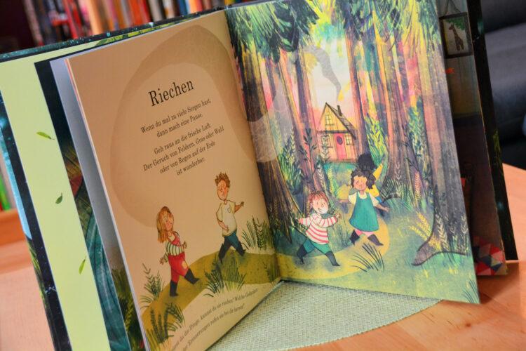 Kinderbuch zum Glücklichsein