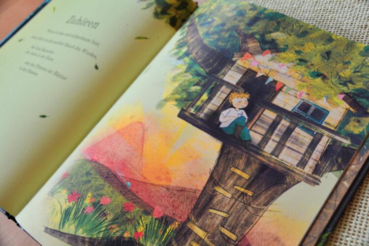 Achtsamkeit Entschleunigung im Kinderbuch