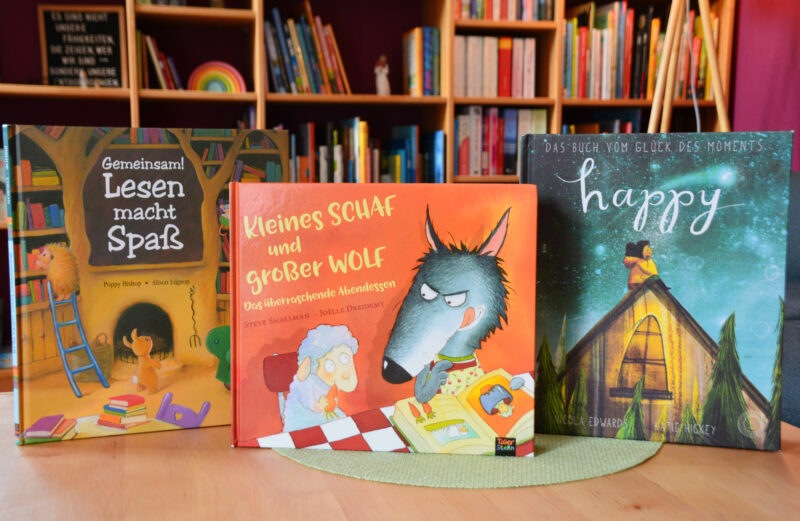 #BuchmesseToGo: Bilderbücher und Kinderbuchschätze aus dem 360 Grad Verlag!
