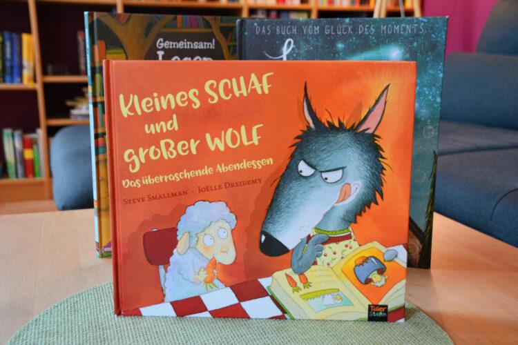 Kleines Schaf und großer Wolf 360 Grad Verlag