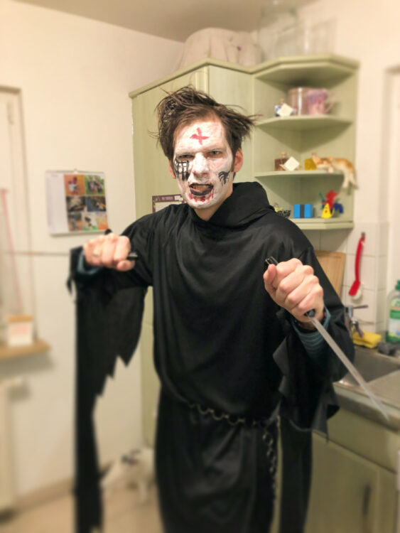 Halloween Serienkiller Christian