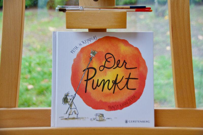 Der Punkt – Kunst kann jeder: Eine Mutmachgeschichte – nicht nur für Kinder!