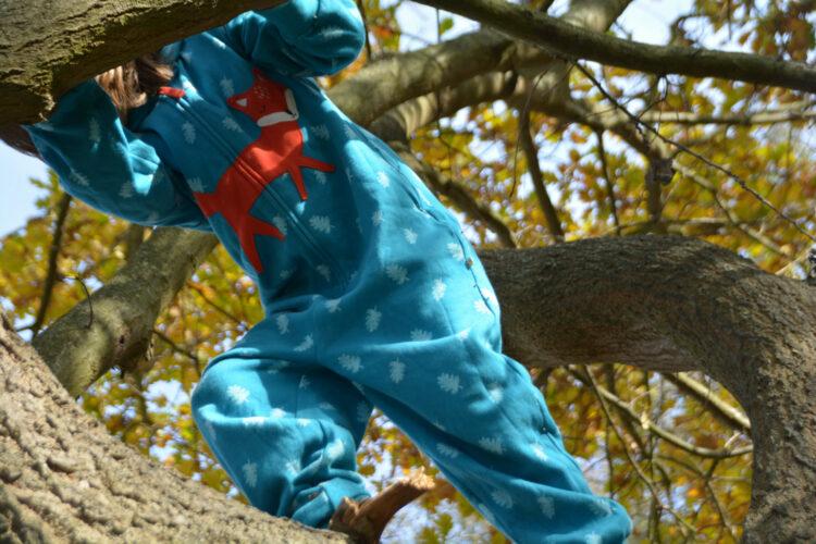 Kinderkleidung aus Großbritannien