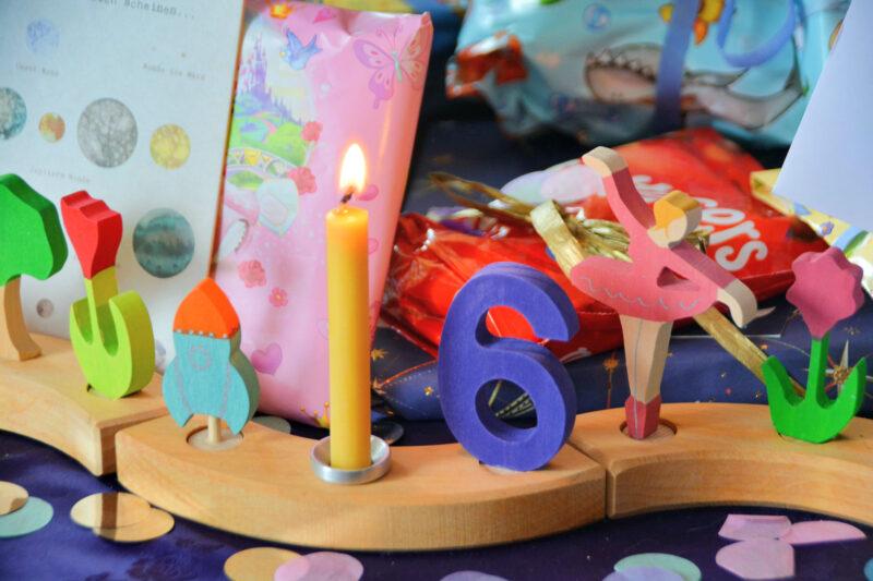 Ellas 6. Geburtstag – Kindergeburtstag to go, eine Foto-Rätsel-Schnitzeljagd und ganz viel Ostheimer