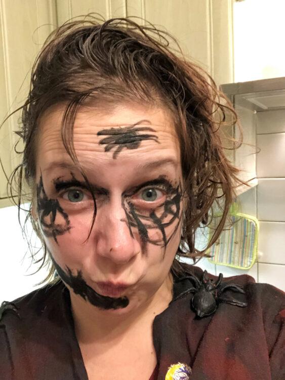 Halloween Hexe Jenny