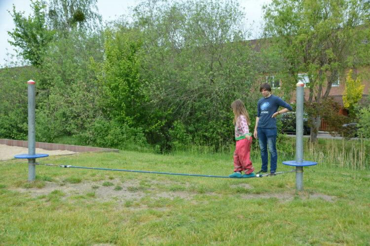 Kindergeburtstag Spielplatz
