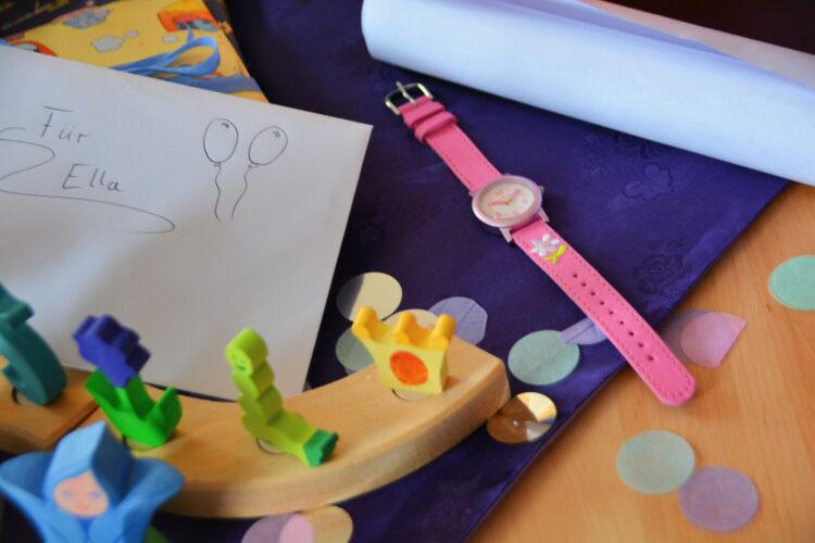 Ellas Kindergeburtstag Geschenke 6 Jahre