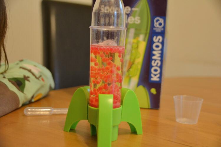 Experiment Dichte von Flüssigkeiten