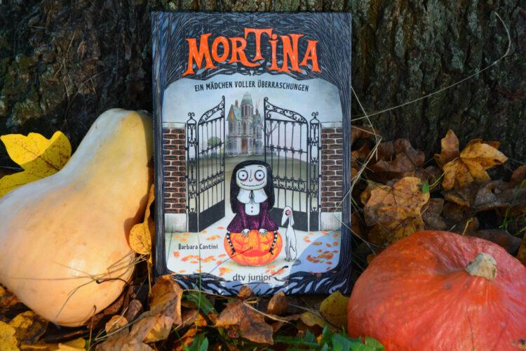 Mortina Ein Mädchen voller Überraschungen